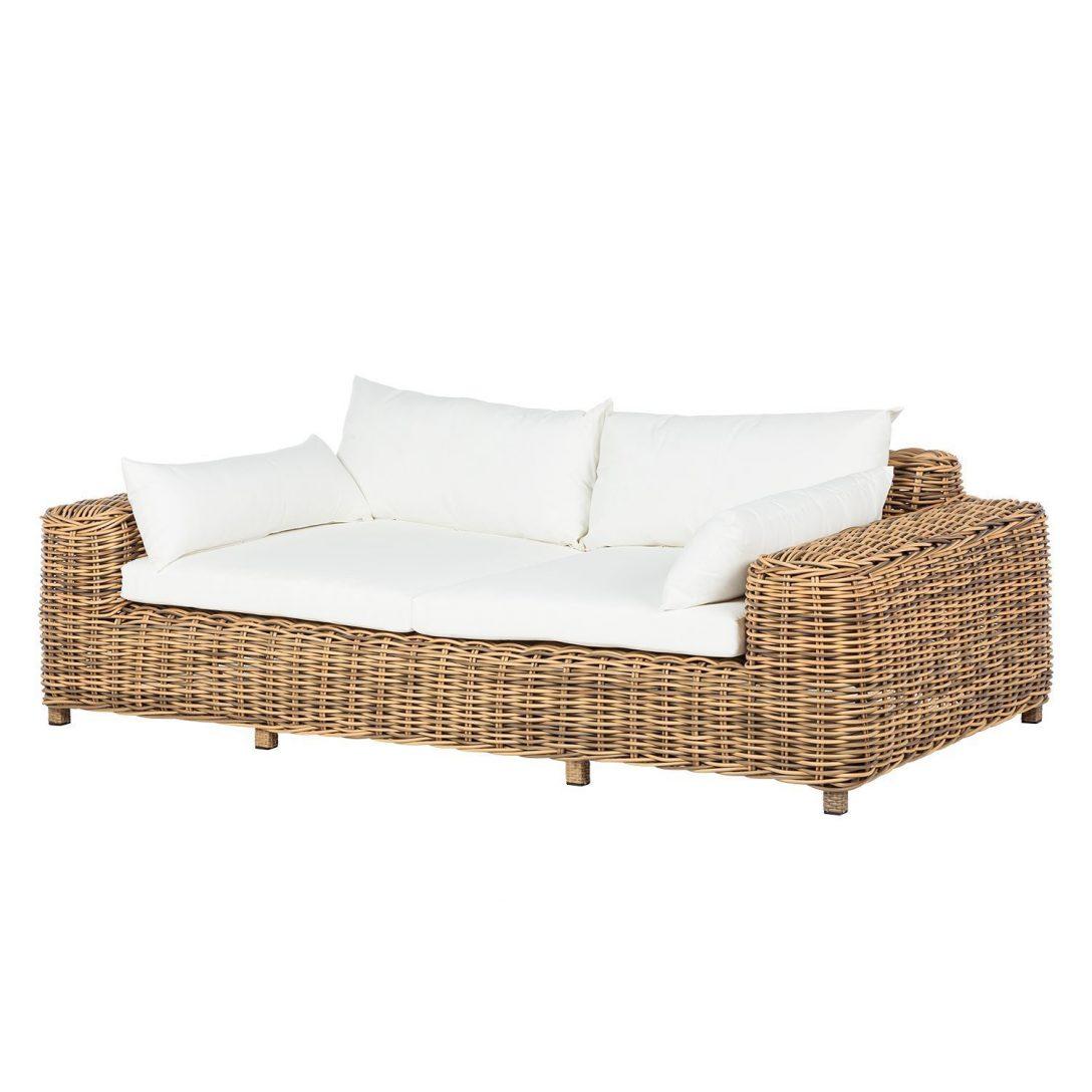 Large Size of Outdoor Couch Wetterfest Sofa Lounge Ikea Loungesofa Calla Millor 2 Sitzer Polyrattan Braun Beige U Form Schillig Innovation Berlin In L Natura Mit Recamiere Wohnzimmer Outdoor Sofa Wetterfest