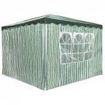 Gartenpavillon Metall Wohnzimmer Amazonde Metall Garten Pavillon 3x3 Regal Regale Weiß Bett