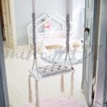 Schaukel Kinderzimmer Kinderzimmer Indoor Schaukel 1182 Minimidi Design Sofa Kinderzimmer Garten Regal Regale Kinderschaukel Schaukelstuhl Für Weiß