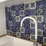 Küchenrückwand Ideen Wohnzimmer Kchenrckwand Ideen Mexikanische Keramik Fliesen Designer Wohnzimmer Tapeten Bad Renovieren