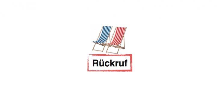 Medium Size of Ikea Rckruf Strandstuhl Mysings Kann Falsch Montiert Werden Sofa Mit Schlaffunktion Liegestuhl Garten Betten 160x200 Küche Kaufen Bei Modulküche Kosten Wohnzimmer Liegestuhl Ikea