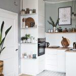 Kleine Kchen Grer Machen So Gehts Küchen Regal Wohnzimmer Tapeten Ideen Bad Renovieren Wohnzimmer Küchen Ideen
