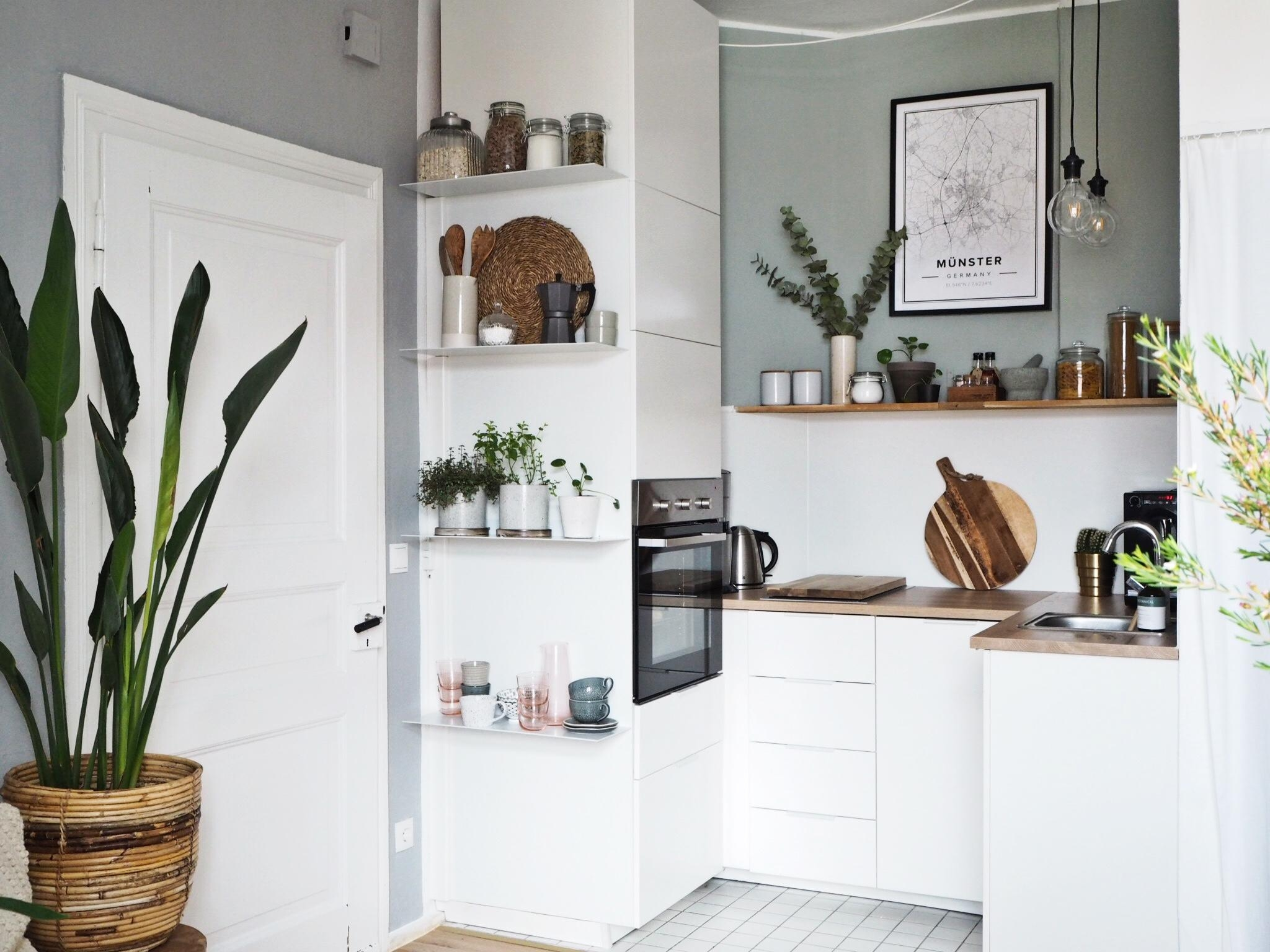 Full Size of Kleine Kchen Grer Machen So Gehts Küchen Regal Wohnzimmer Tapeten Ideen Bad Renovieren Wohnzimmer Küchen Ideen