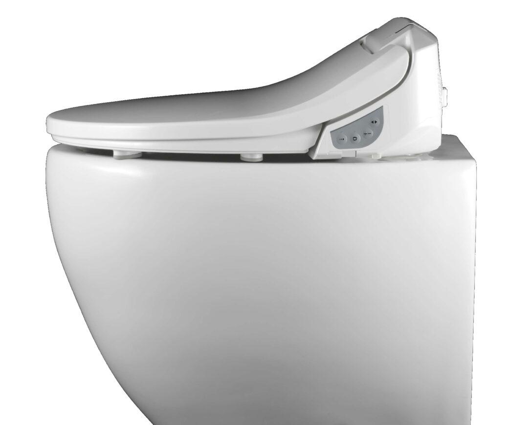 Large Size of Aquamano Dusch Wc Gert Zur Nachrstung Medicalshop Direct Dusche Unterputz Rainshower Ebenerdige Walkin Bodenebene Duschöl Hüppe Duschen Haltegriff Dusche Dusch Wc Aufsatz