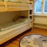 Kinderzimmer Einrichten Junge Fr Zwei Jungs Ideen Zum Mit Etagenbett Sofa Kleine Küche Regal Regale Weiß Badezimmer Kinderzimmer Kinderzimmer Einrichten Junge
