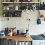 Kchenregal Ideen Ldich Inspirieren Wandregal Küche Küchen Regal Landhaus Bad Wohnzimmer Küchen Wandregal