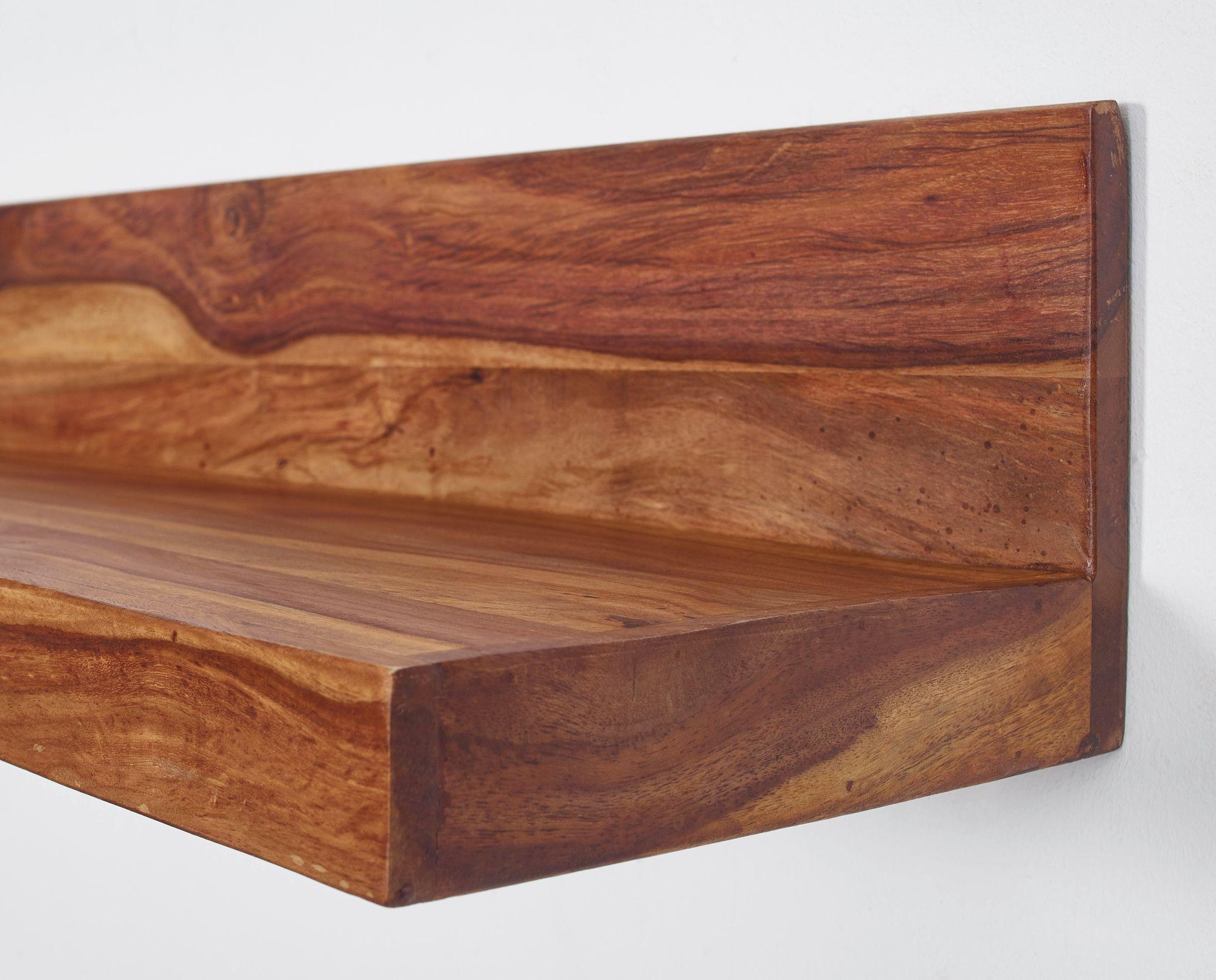 Full Size of Wandregal Mumbai Massiv Holz Sheesham Online Kaufen Regal Kernbuche Schreibtisch Mit String Regale Naturholz Ahorn Günstige Kinderzimmer Kanban Landhausstil Regal Regal Naturholz