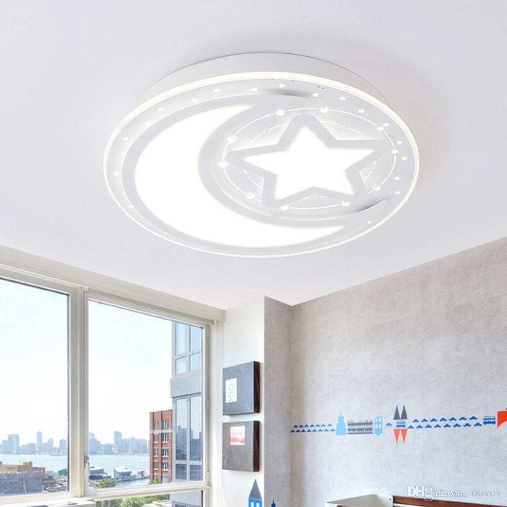 Full Size of Oovov 24w Led Moon Star 40cm 16 Wei Sofa Bad Wohnzimmer Regal Schlafzimmer Weiß Küche Kinderzimmer Kinderzimmer Deckenleuchte