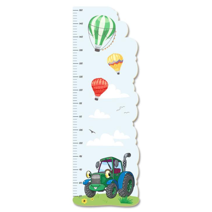 Medium Size of Messlatte Kinderzimmer Traktor Aus Mdf Kreative Feder Regal Weiß Sofa Regale Kinderzimmer Messlatte Kinderzimmer