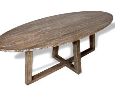 Esstisch Oval Esstische Ovale Esstisch 220 Cm In Patina Gebleicht Eichenholz Holz Ausziehbar Massiv Landhaus Designer Esstische Venjakob Set Günstig Teppich Rund Mit Stühlen