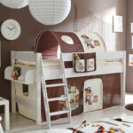 Piraten Kinderzimmer Kinderzimmer Massivholz Hochbett Piraten Motto In Braun Beige Lowes Regal Kinderzimmer Weiß Sofa Regale