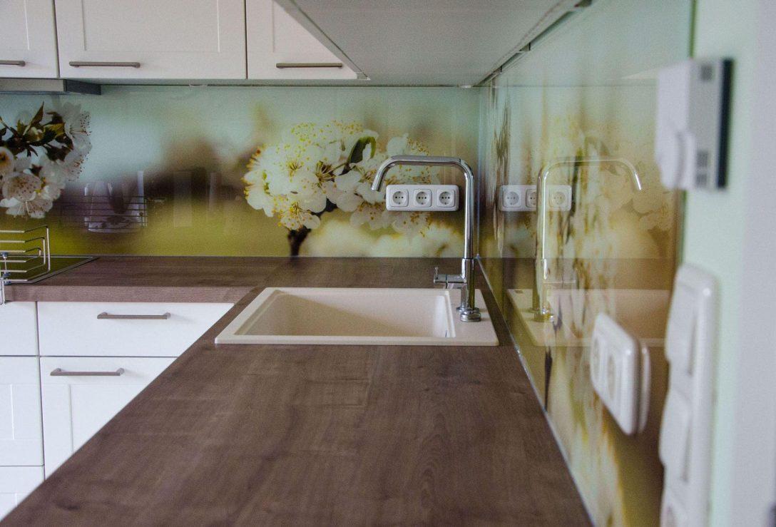 Large Size of Endlich Unsere Kchenrckwand Hausbau Garten Baby Wohnzimmer Tapeten Ideen Bad Renovieren Wohnzimmer Küchenrückwand Ideen