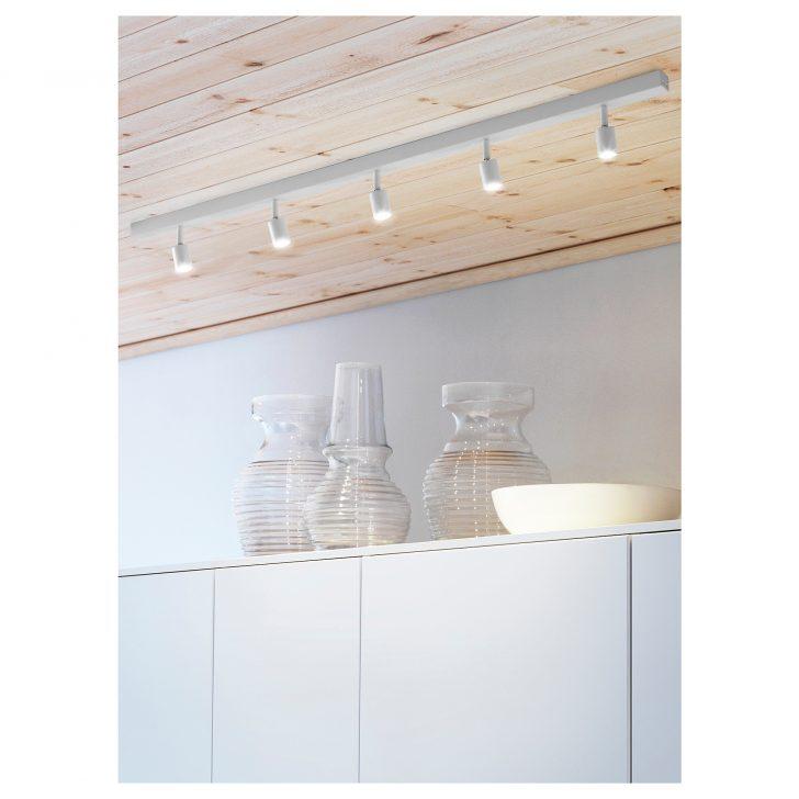 Medium Size of Ikea Deckenlampe Bve Led Deckenschiene Mit 3 Spots In Wei Schlafzimmer Sofa Schlaffunktion Deckenlampen Für Wohnzimmer Küche Kosten Kaufen Modulküche Wohnzimmer Ikea Deckenlampe