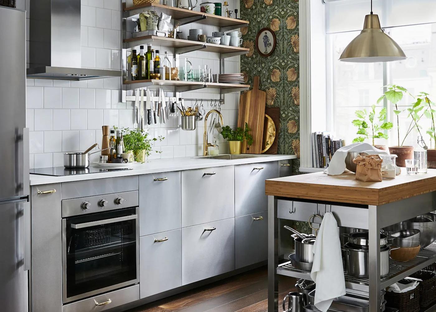 Full Size of Miniküche Ikea Eine Kche Modulküche Mit Kühlschrank Sofa Schlaffunktion Küche Kaufen Betten Bei 160x200 Kosten Stengel Wohnzimmer Miniküche Ikea