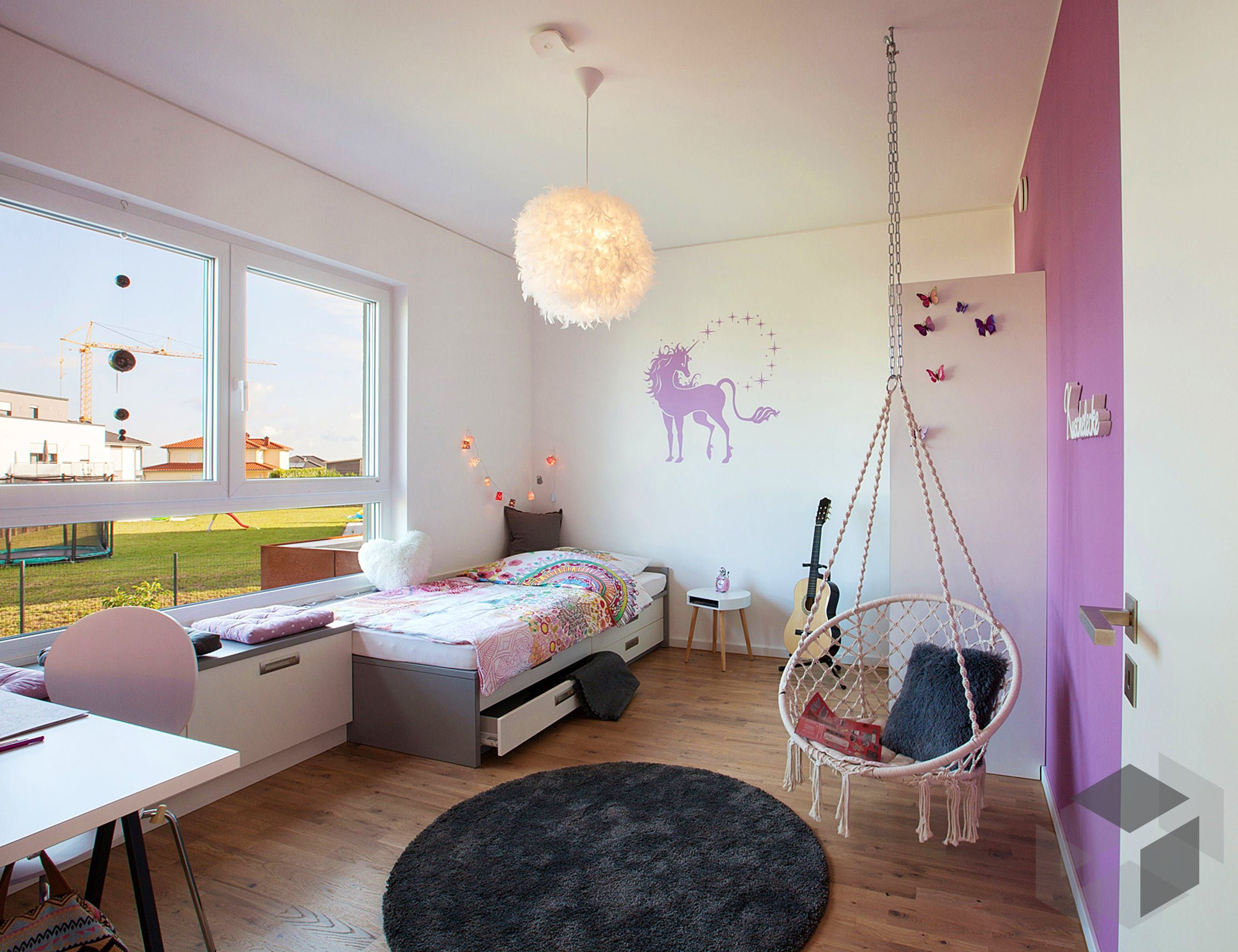 Full Size of Kinderzimmer Einrichtung Aus Dem Musterhaus Wincheringen Von Wolf Regal Weiß Regale Sofa Kinderzimmer Kinderzimmer Einrichtung