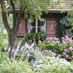 Sichtschutzwand Garten Gestalten Neu Mit Sichtschutz Kleinen Ideen Kinderhaus Sonnensegel Pavillon Feuerschale Loungemöbel Holz Lounge Möbel Für Fenster Wohnzimmer Garten Gestalten Sichtschutz