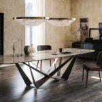 Skorpio Keramik Esstisch Esstische Tische Sthle Whos Ausziehbar Runde Massiv Massivholz Kleine Holz Designer Design Rund Moderne Esstische Esstische