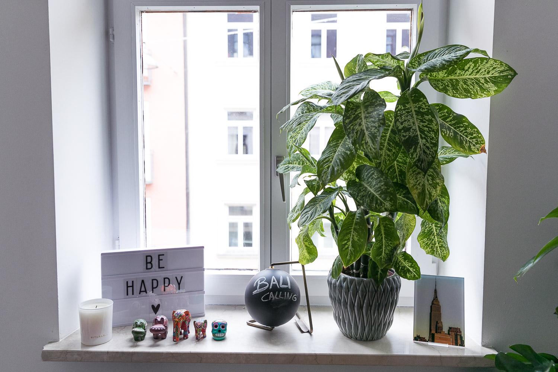Full Size of Dekoration Fensterbank Pflanzen 2 Josie Loves Wohnzimmer Fensterbank Dekorieren
