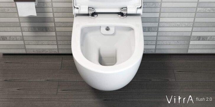 Medium Size of Dusch Wc Vitra Sento Splrandlos Wand Mit Soft Close Sitz Bidet Bodengleiche Dusche Ebenerdige Hüppe Duschen Hsk Badewanne Tür Und Begehbare Sprinz Aufsatz Dusche Dusch Wc