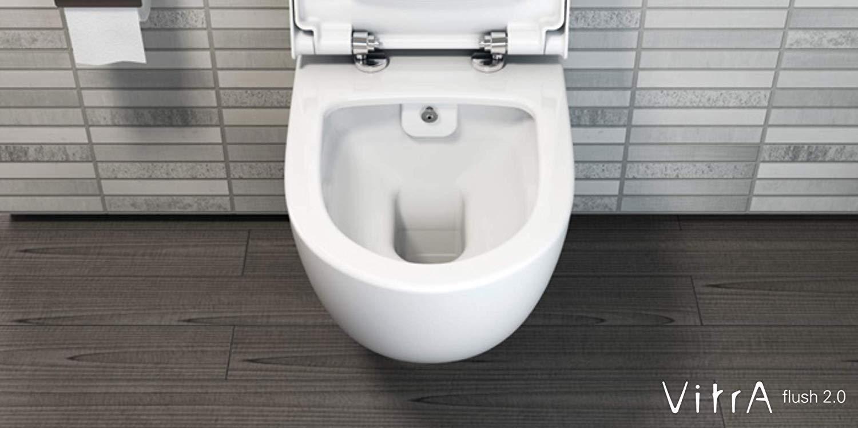 Full Size of Dusch Wc Vitra Sento Splrandlos Wand Mit Soft Close Sitz Bidet Bodengleiche Dusche Ebenerdige Hüppe Duschen Hsk Badewanne Tür Und Begehbare Sprinz Aufsatz Dusche Dusch Wc