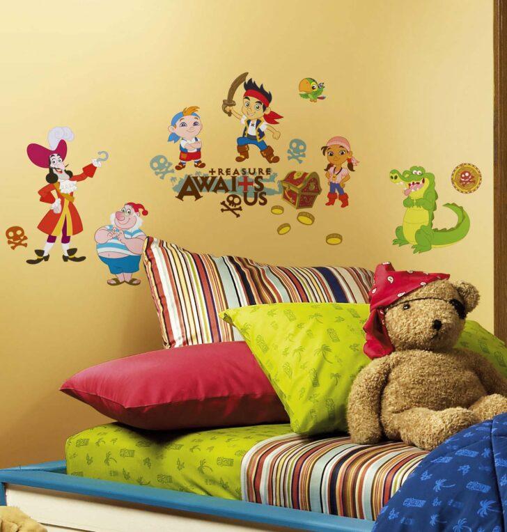 Medium Size of Piraten Kinderzimmer Wandsticker Jake Nimmerland Tapetenwelt Regale Sofa Regal Weiß Kinderzimmer Piraten Kinderzimmer