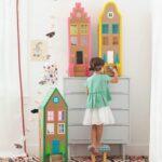 Kinderzimmer Dekoration Kinderzimmer Kinderzimmer Dekoration Tolle Deko Mit Diesen 18 Kreativen Bastelideen Sofa Wohnzimmer Regal Weiß Regale