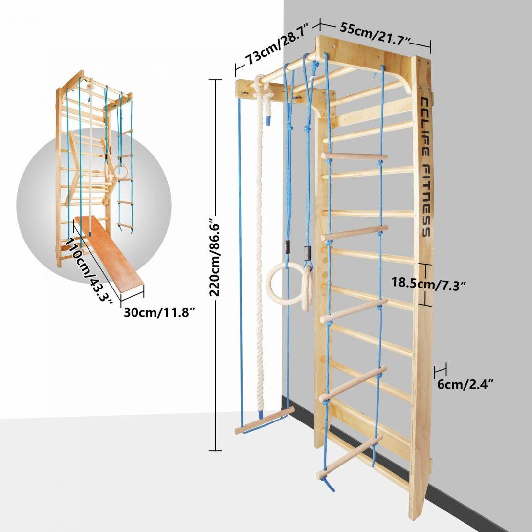 Large Size of Sprossenwand Kletterwand Turnwand Klettergerst Klettergerüst Garten Wohnzimmer Klettergerüst Indoor