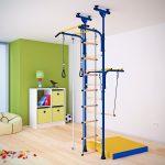Klettergerüst Indoor Klettergerst Fr Sprossenwand Kinderturngert Garten Wohnzimmer Klettergerüst Indoor