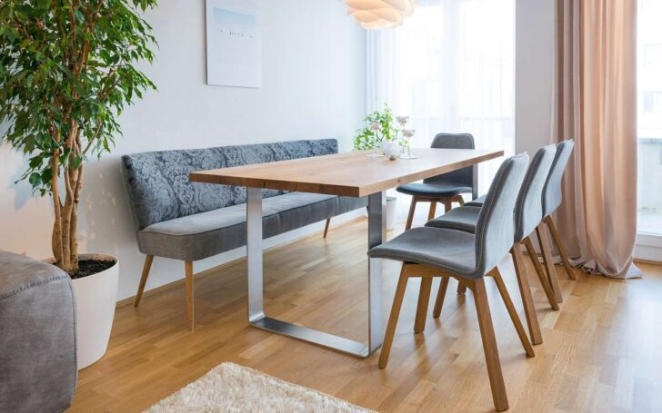 Medium Size of Tisch Und Bank In 2020 Minimalistische Esszimmer Sofa Mit Relaxfunktion Esstisch Akazie Bett Schubladen Badezimmer Spiegelschrank Beleuchtung Big Esstische Esstisch Mit Bank