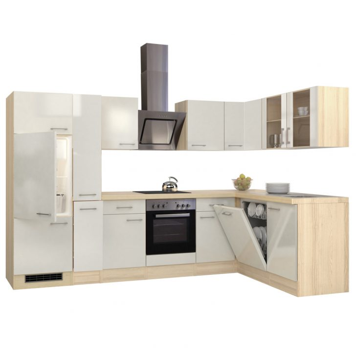 Medium Size of Roller Küchen Winkelkche Abaco Perlmutt Akazie Mit E Gerten 310x170 Cm Regale Regal Wohnzimmer Roller Küchen