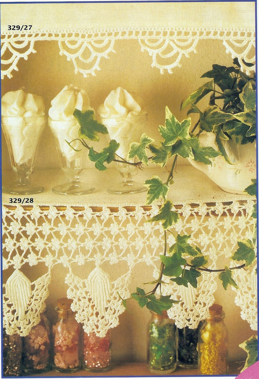 Full Size of Gardine Häkeln Burda Special Spitzenhkeln Tischdecken Wohnzimmer Gardinen Für Scheibengardinen Küche Schlafzimmer Fenster Die Wohnzimmer Gardine Häkeln