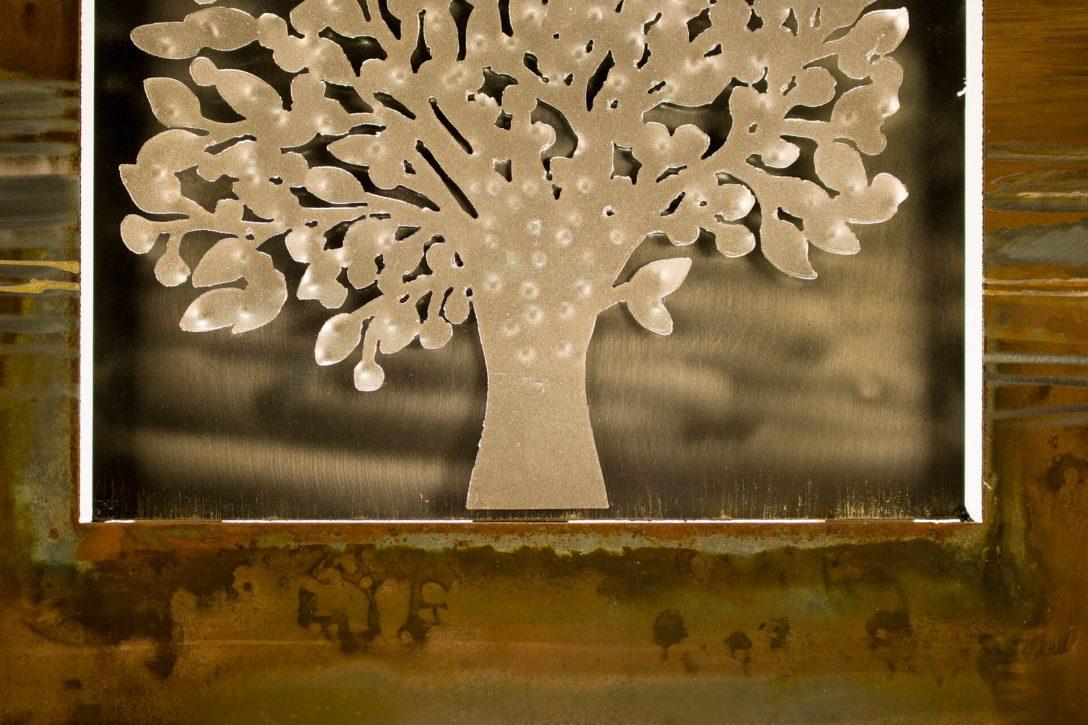 Large Size of Wanddeko Modern Baum Braun Silber Design Xxl Handgefertigt Esstisch Deckenlampen Wohnzimmer Modernes Sofa Bilder Tapete Küche Weiss Bett 180x200 Moderne Wohnzimmer Wanddeko Modern