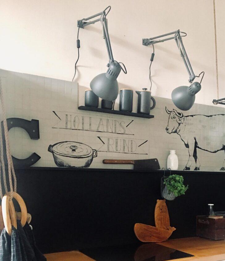 Medium Size of Ausaltmachneukcherckwandfliesendiykruterlam Kleine Einbauküche Küche Mit Geräten Gardinen Für Die Billig Kaufen Wandpaneel Glas U Form Rollwagen Outdoor Wohnzimmer Rückwand Küche