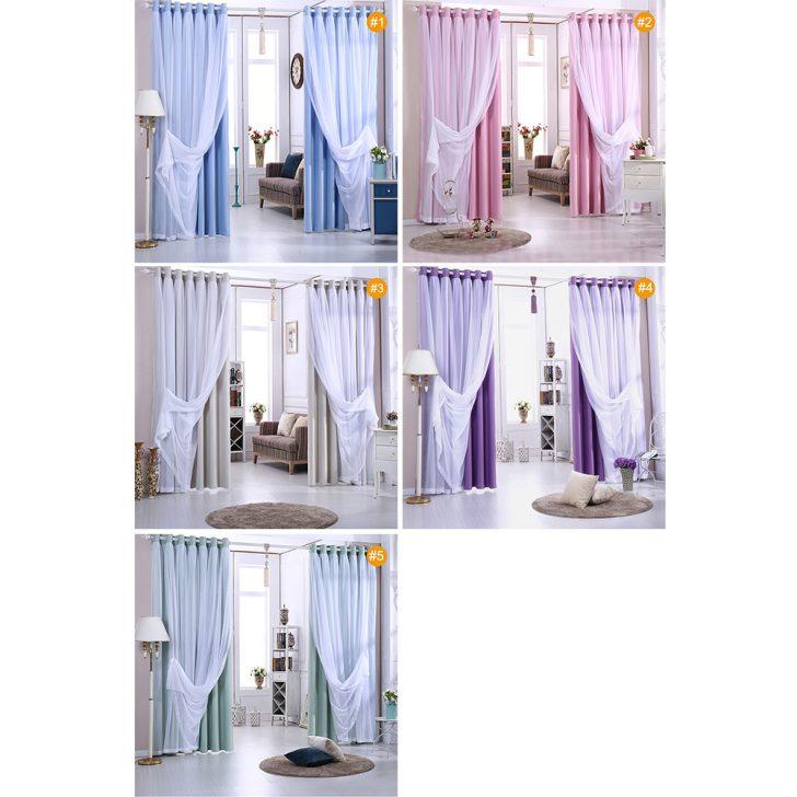 Medium Size of Gardinen Set Ideen Bei Ikea Vorhang Uni Fr 1er Pack Günstig Für Weiß Schrank Weißes Poco Küche Rauch Fototapete Landhaus überbau Stuhl Wandbilder Regal Wohnzimmer Schlafzimmer Gardinen