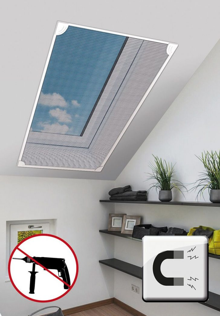 Medium Size of Fliegengitter Magnet Schellenberg Insektenschutz Magnetisches Dachfenster Fenster Magnettafel Küche Für Maßanfertigung Wohnzimmer Fliegengitter Magnet