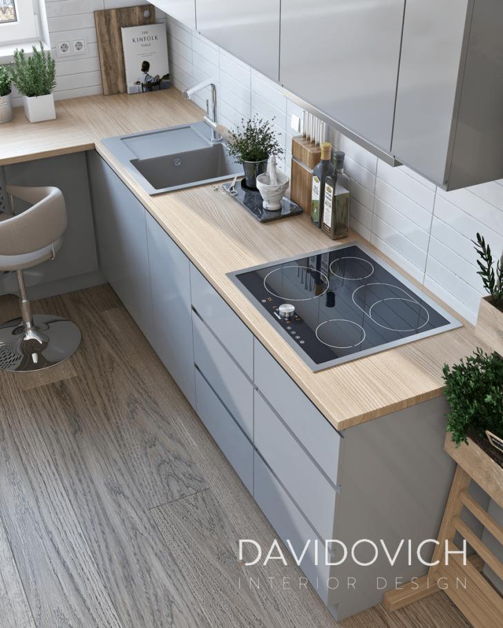 Medium Size of Diese Skandinavischen Kchenideen Fangen Nordic Living Perfekt Ein Wohnzimmer Küchenideen