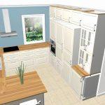 Küche Ikea 64 Inspirierend Kchen 3d Planer Bilder Holz Deko Jalousieschrank Wandtattoos Raffrollo Wanduhr Laminat Für Planen Single Miniküche Mit Wohnzimmer Küche Ikea