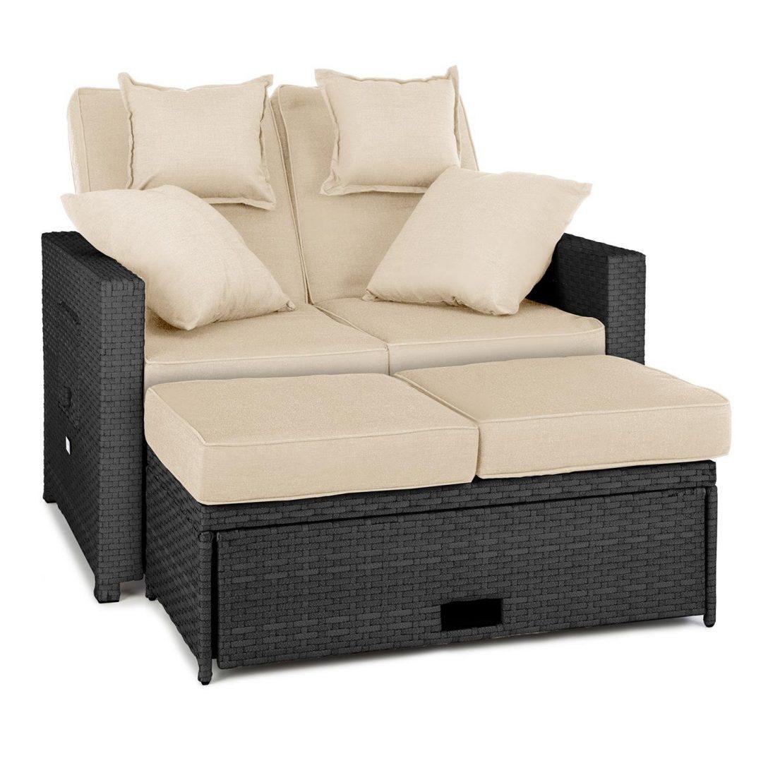 Large Size of Outdoor Couch Wetterfest Lounge Sofa Ikea Amazonde Blumfeldt Komfortzone Gartensofa Natura Rotes 3er Walter Knoll Rolf Benz 3 Sitzer Comfortmaster Goodlife Wohnzimmer Outdoor Sofa Wetterfest