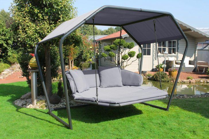 Medium Size of Gartenliege Schaukel Leco Schaukelliege 82635 Sonnenliege Garten Liege Schaukelstuhl Für Kinderschaukel Wohnzimmer Gartenliege Schaukel