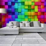 3d Tapeten Optik Tapete Wrfel Vliestapete Breit Fototapeten Wohnzimmer Für Küche Ideen Die Schlafzimmer Wohnzimmer 3d Tapeten