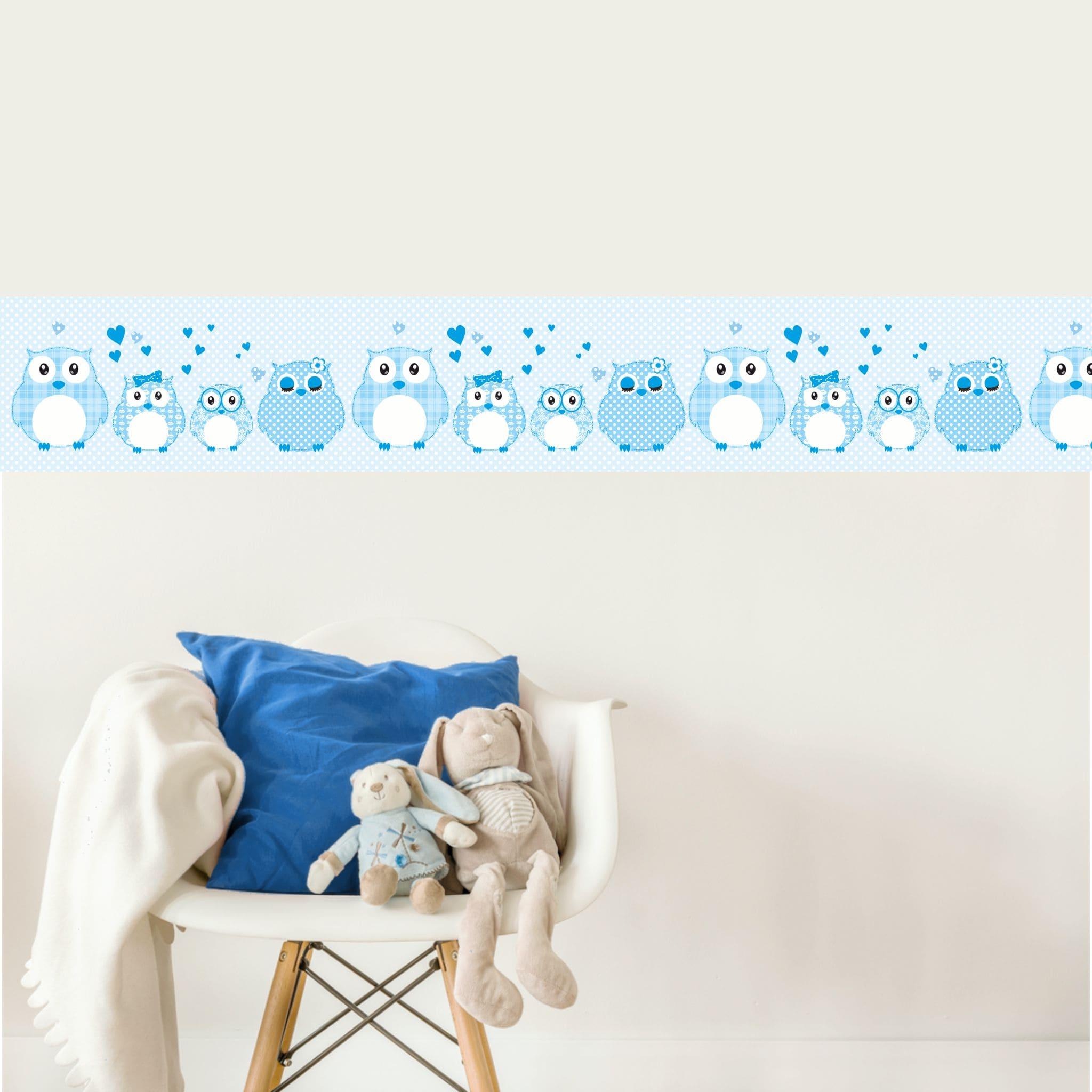 Full Size of Vlies Bordre Selbstklebend Frs Kinderzimmer Patchwork Blau Regal Regale Weiß Sofa Kinderzimmer Bordüren Kinderzimmer