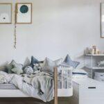 Einrichtung Kinderzimmer Kinderzimmer Kinderzimmer Einrichten Im Skandinavischen Stil Sofa Regal Weiß Regale