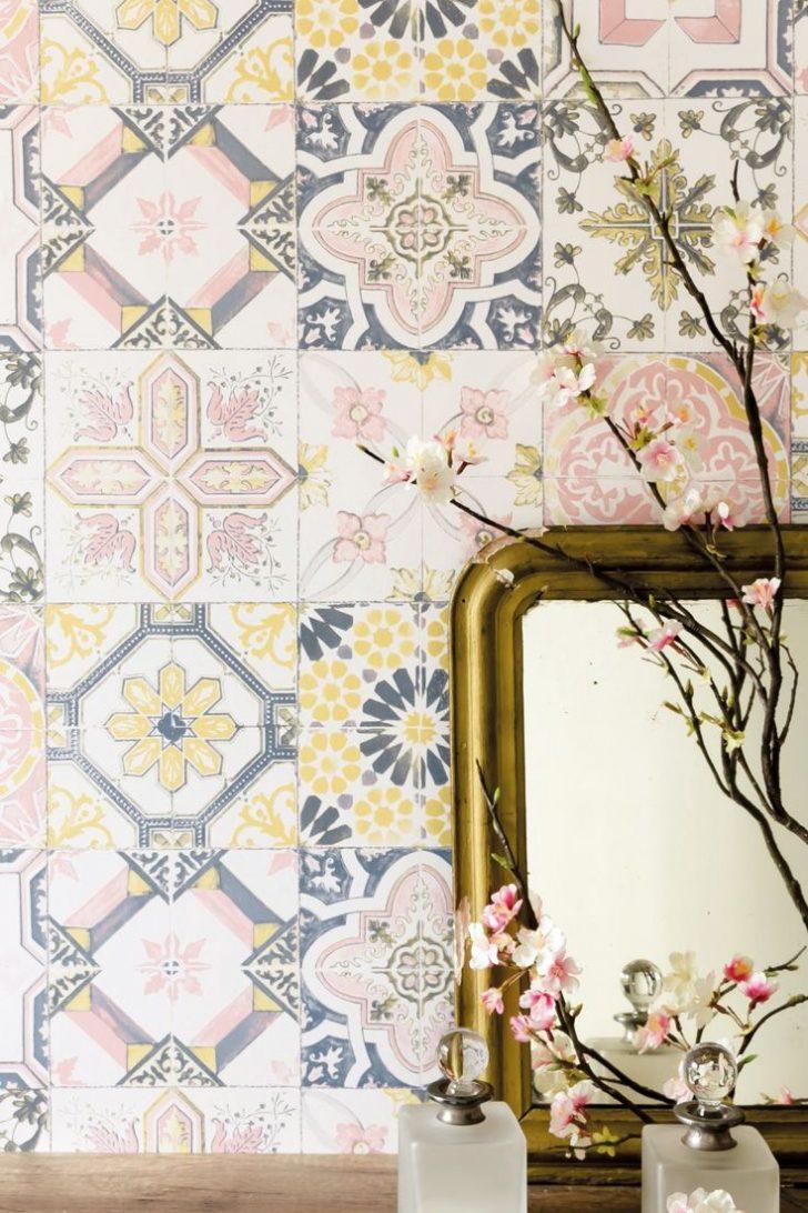 Medium Size of Küchentapete Tapete Isalie Gelb In 2020 Kchentapete Wohnzimmer Küchentapete