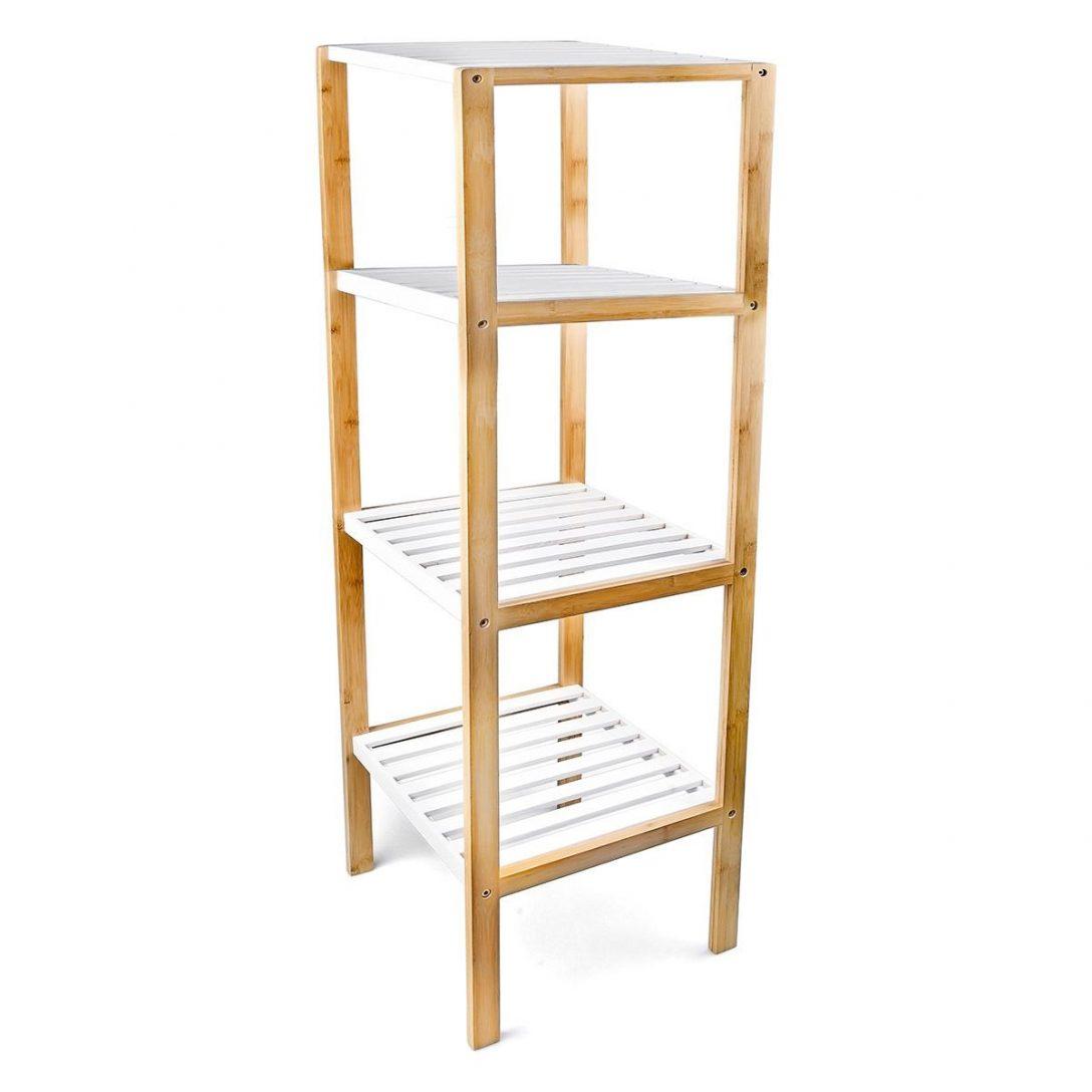 Large Size of Ikea Holzregal Regal Bambus Mit 4 Ablagen Schlafzimmer Einrichten Betten Bei Küche Kosten Kaufen 160x200 Badezimmer Sofa Schlaffunktion Modulküche Miniküche Wohnzimmer Ikea Holzregal