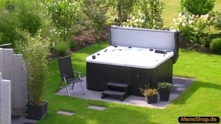 Medium Size of Whirlpool Garten Outdoor Gnstig Kaufen Spa Youtube Tisch Sichtschutz Im Vertikaler Spielhaus Holz Aufblasbar Schwimmingpool Für Den Pavillon Trennwände Wohnzimmer Whirlpool Garten