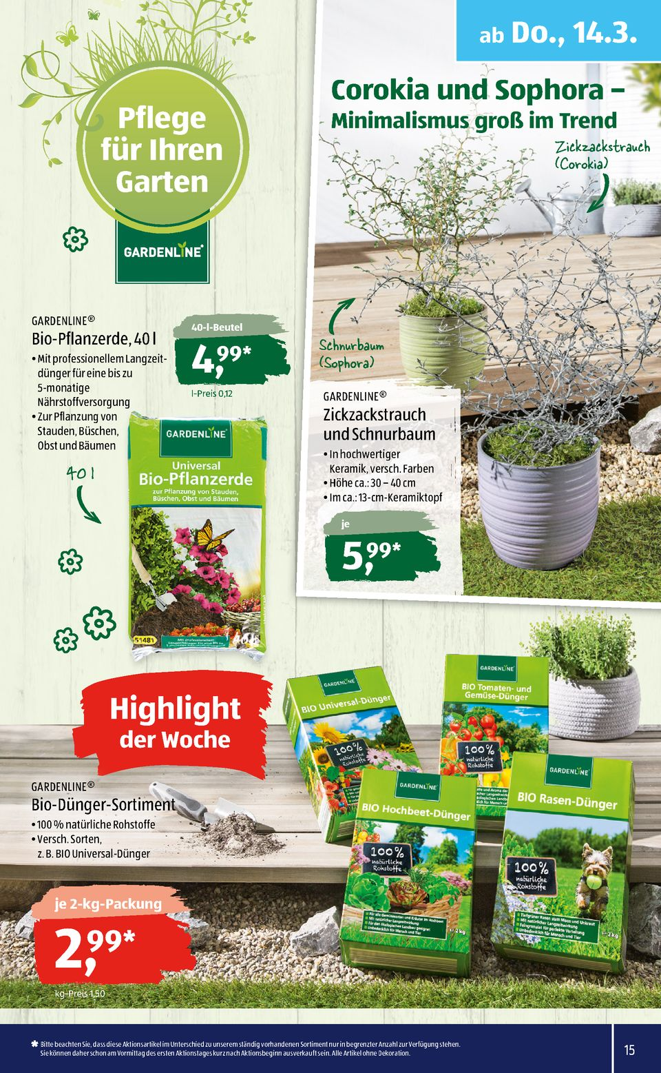 Full Size of Aldi Sd Prospekte Marken Aktion Der Woche Seite No 15 36 Relaxsessel Garten Hochbeet Wohnzimmer Hochbeet Aldi