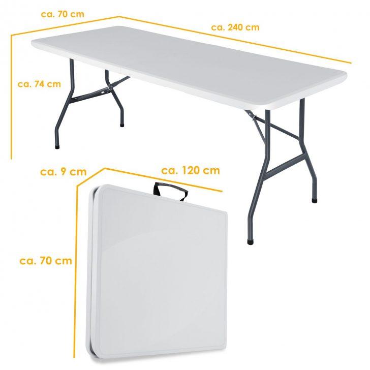 Medium Size of Kesser Buffettisch Tisch Klappbar Kunststoff 240x70 Cm Bett Ausklappbar Ausklappbares Wohnzimmer Gartentisch Klappbar