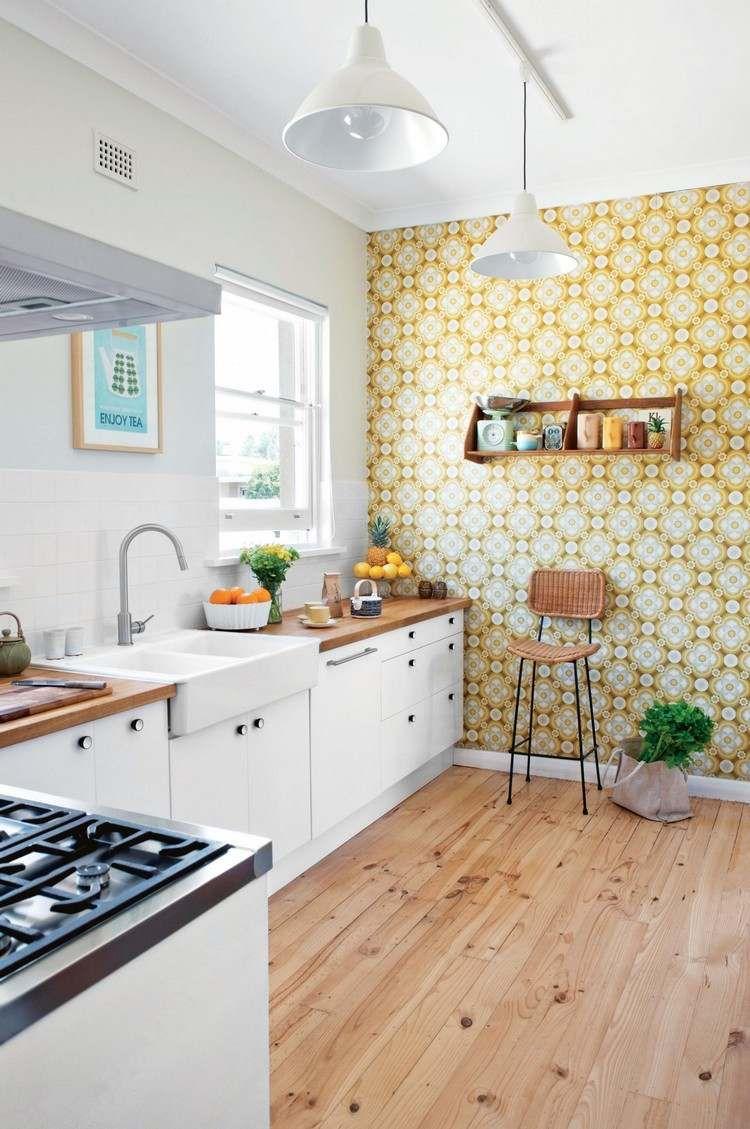 Full Size of Küchentapete Schne Kchentapeten Ideen Fr Jeden Einrichtungsstil 30 Wohnzimmer Küchentapete