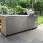 Diy Outdoorkche Ikea Hack Rut Morawetz Doppelblock Küche Pendelleuchten Aufbewahrungssystem Freistehende Schwingtür Günstig Mit Elektrogeräten Gardinen Wohnzimmer Outdoor Küche Selber Bauen