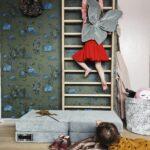 Sprossenwand Kinderzimmer Kinderzimmer Sprossenwand Kinderzimmer Interiorgoals Im Bei Eva Regal Regale Sofa Weiß